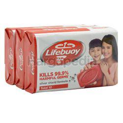 Lifebuoy Bar Soap Total 10 3x80gm