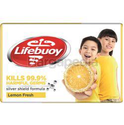 Lifebuoy Bar Soap Lemon Fresh 3x80gm