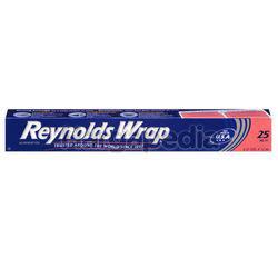 Reynolds Wrap Aluminum Foil 25sf 1s