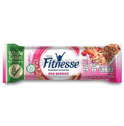 Nestle Fitnesse Breakfast Cereal Bar Red Berries 23.5gm