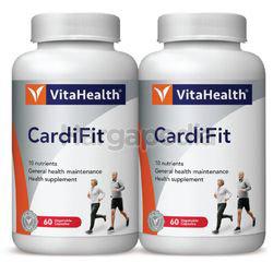 VitaHealth CardiFit 2x60s