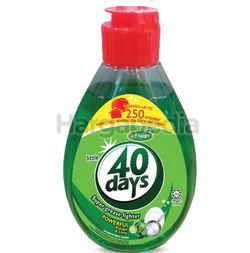 AFY Haniff 40 Days Dishwash Liquid Pandan & Lime 250ml