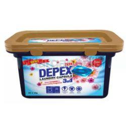 Depex Laundry Liquid Capsule Detergent 30x10gm