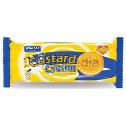 Hwa Tai Custard Cream Sandwich Biscuits 100gm