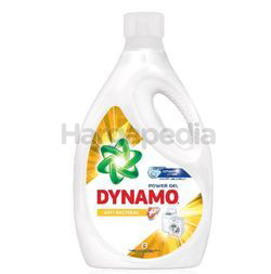Dynamo Power Gel Liquid Detergent Anti Bacterial 3.4kg