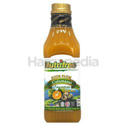 Nutrifres Juice Concentrated Yellow Calamansi 1lit
