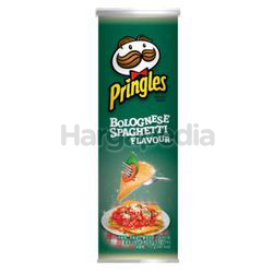 Pringles Potato Crisps Korean Spaghetti Bolognese 110gm