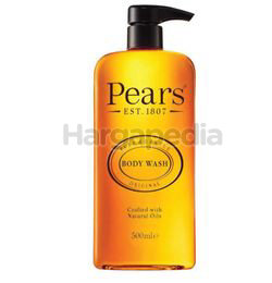 Pears Body Wash Natural Oils 500ml