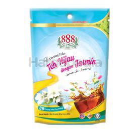 888 Green Tea With Jasmine Pot Bag 20x2gm