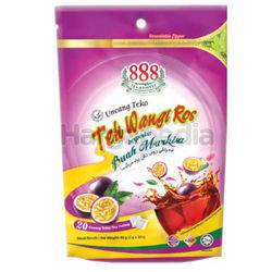 888 Teh Wangi Ros Passion Fruit Pot Bag 20x2gm