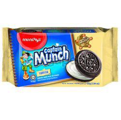 Munchy's Captain Munch Vanilla Cream 55gm