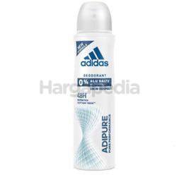 Adidas Women Deodorant Spray Adipure 150ml