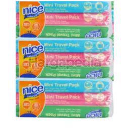 Nice Facial Tissues Mini Travel Pack 9x50s