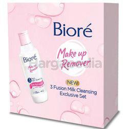 Biore 3 Fusion Milk Cleansing Exclusive 1set