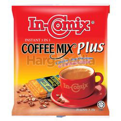 In-Comix Instant Coffee Mix Plus 3-in-1 25x20gm