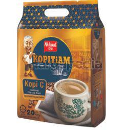 Ah Huat Kopitiam Kopi C Traditional Charcoal Roast 20x22gm