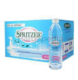 Spritzer Distilled Drinking Water 24x600ml