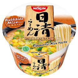 Nissin Bowl Noodle Hokkaido Miso 113gm