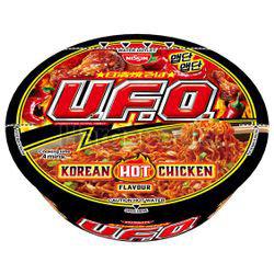 Nissin UFO Bowl Noodle Korean Hot Chicken 99gm