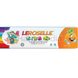 Leroselle Kids Toothpaste Orange 50gm