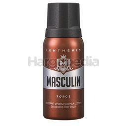 Lentheric Men Deodorant Body Spray Force 150m