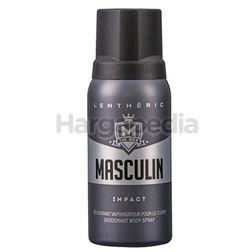Lentheric Men Deodorant Body Spray Impact 150m