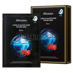 JM Solution Camellia Glacier Water Iceland Snow Mask 10s