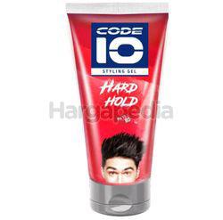 Code 10 Hard Hold Styling Gel 170ml