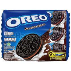Oreo Chocolate Creme 9pack 256.5gm