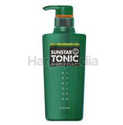Sunstar Tonic Super Refreshing Scalp Care Shampoo 480ml