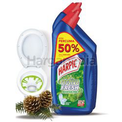 Harpic Active Cleaning Gel Mountain Pine 750ml + 500ml