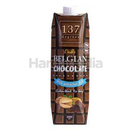 137 Degrees Pistachio Milk with Belgian Chocolate 1lit