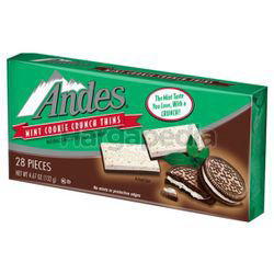 Andes Mint Cookie Crunch Thin 132gm