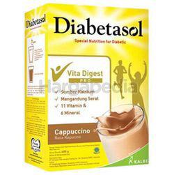 Diabetasol Cappuccino 10Sachets 600gm