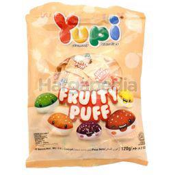 Yupi Gummy Candies Fruity Plus 120gm