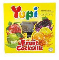 Yupi Gummy Candies Fruit Cocktails 80gm