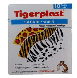 Tigerplast Bandage 10s