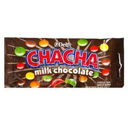 Delfi Cha Cha Button Shaped Milk Chocolate 35gm