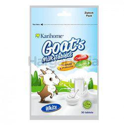 Karihome Goat's Milk Tab White 30s