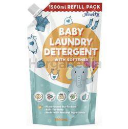Anakku Baby Laundry Detergent With Softener 1.5lit