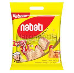 Nabati Richeese Wafer Cheese 18x23gm 414gm