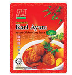 A1 Instant Chicken Curry Sauce 100gm