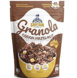 Captain Oats Granola Cocoa Hazelnut 220gm