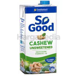 Sanitarium So Good Cashew Unsweetened Milk 1lit