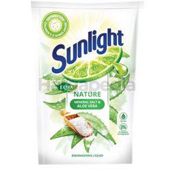Sunlight Liquid Dish Wash Refill Extra Nature 700ml
