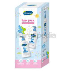 Cetaphil Baby Gentle Wash & Shampoo 2x400ml