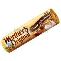 Werther's Original Creamy Coffee Candies 50gm