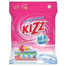 Kizz Detergent Powder Floral Fusion 4kg