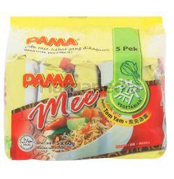 Pama Instant Vegetarian Mee Tom Yam 5x60gm