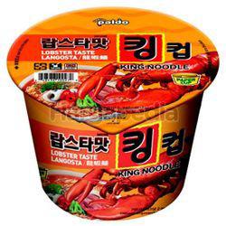 Paldo King Cup Lobster Noodle 110gm